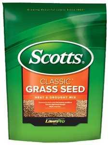 Scotts 17293 Classic Heat & Drought Grass Seed 3 Lb Bag