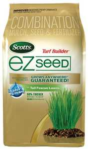 Scotts 17434 Turf Builder Ez Seed Tall Fescue 10lb