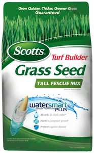 Scotts 18320 Turf Builder Tall Fescue Grass Seed 3lb