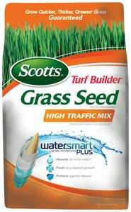 Scotts 18354 Turf Builder High Traffic Grass Seed 3lb