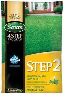 Scotts 23615 Scotts Step 2 Weed Control+ Fertilizer 5m
