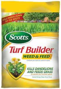 Scotts 24990 Turf Builder Weed & Feed 5m