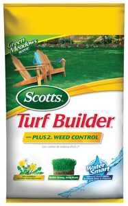 Scotts 29725 Turf Builder Weed & Feed 15m
