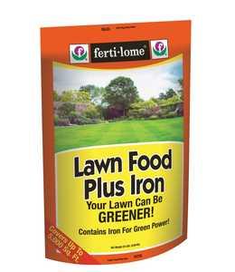 Ferti-Lome FE10755 Lawn Food Plus Iron 24-0-4 20 Lbs