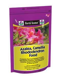 Ferti-Lome FE10685 Azalea, Camellia, Rhododendron Food 9-15-13 4 Lbs