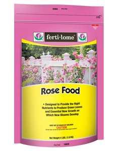 Ferti-Lome FE10830 Rose Food 14-12-11 4 Lbs