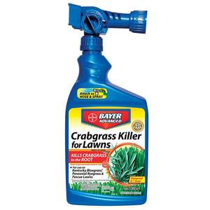 Bayer Advanced BY704115A 32-Oz Crabgrass Killer For Lawns