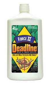 Central Garden 100509275 Deadline Force II Slug Liquid Nl 32 oz