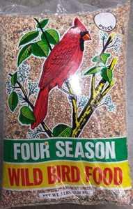 SHAFER SEED CO BD022X Four Season Wild Bird Food 5lb