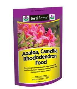 Ferti-Lome FE10695 Azalea, Camellia, Rhododendron Food 9-15-13 15 Lbs