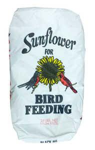 SHAFER SEED CO BD041 Black Oil Sunflower Seed 25lb
