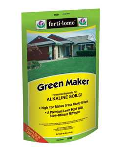 Ferti-Lome FE10748 Green Maker 18-0-6 30 Lbs