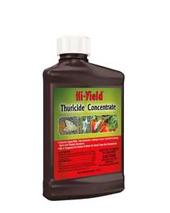 Hi-Yield FH21323 Thuricide Concentrate 8 oz