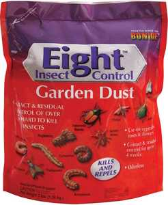 Bonide BP786 Eight Garden Dust 3lb