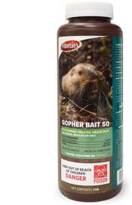 Martins MT4693 Gopher Bait 50 1 Lbs