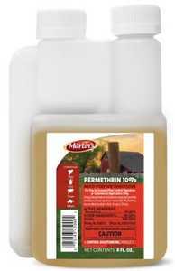 Martins MT4500 Stock Tox Permethrin 10% 8 oz