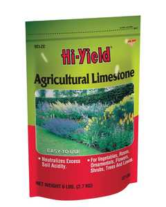 Hi-Yield FH32136 Agricultural Limestone 6 Lbs