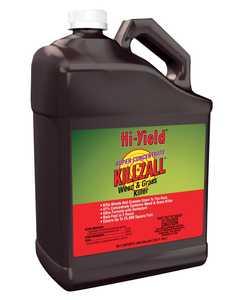 Hi-Yield FH33693 Super Concentrate Killzall Weed & Grass Killer Gallon