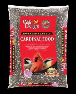 WILD DELIGHT BD37607 Wild Delight Cardinal Food 7lb