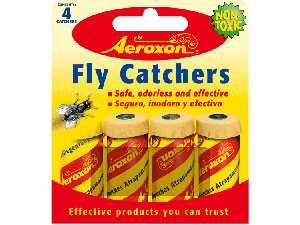Aeroxon 5 Aeroxon Fly Catcher 4pk
