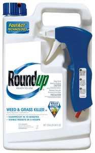 Monsanto 5003110 Roundup Weed & Grass Killer Rtu 1/2 Gal
