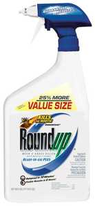 Monsanto MS5003472 Roundup Weed And Grass Ready To Use Dispenser 30 Oz