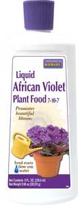Bonide BP106 Liquid African Violet Plant Food 8 oz