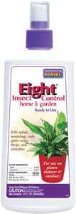 Bonide BP110 Eight Insect Control Garden & Home Ready To Use 12 oz