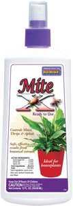 Bonide BP114 Mite-X Houseplant Ready To Use 12 oz
