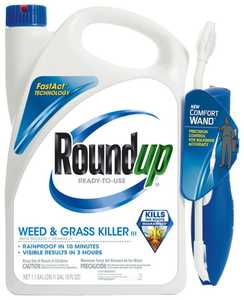Monsanto MS5109010 Roundup Weed And Grass Ready To Use Wand 1.1ga