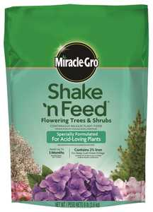 Miracle-Gro MR100703 Shake N Feed Tree & Shrub Continuous Release Plant Food 8lb