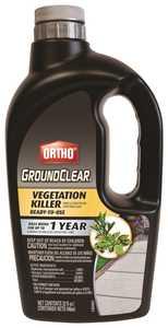 Ortho OR0435270 GroundClear Vegetation Killer Crack & Crevice 32 oz