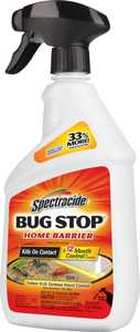 Spectracide HG-96099 Bug Stop Home Barrier Ready-To-Use, 32 Oz
