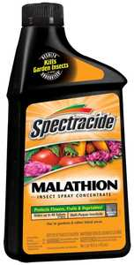 Spectracide HG-30900 Malathion Insect Spray Concentrate 32 oz