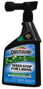Spectracide HG-95835 Weed Stop For Lawns Concentrate Ready-To-Spray 32 oz