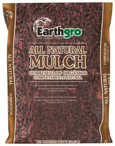 Sutherlands BAG 2 Cu. Ft. Bagged EarthGro All Natural Mulch