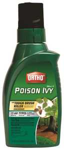 Ortho 473010 Poison Ivy Max & Tough Brush Killer Concentrate, 32 Oz