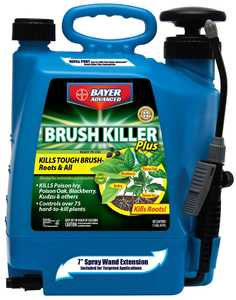 Bayer Advanced BY704701A Brush Killer Plus Ready To Use 1.3 Gal
