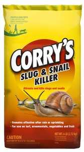 Central Garden 100511481 Corry's Slug & Snail Killer 6lb