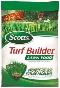 Scotts SI22315 Turf Builder Northern Lawn Food 15k Sq Ft
