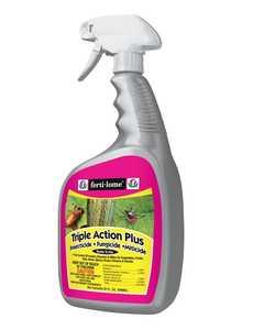 Ferti-Lome FE10251 Triple Action Plus Ready To Use 32 oz
