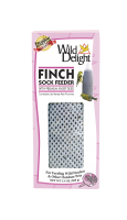 WILD DELIGHT BD382950 Wild Delight Pink Finch Sock 13 oz