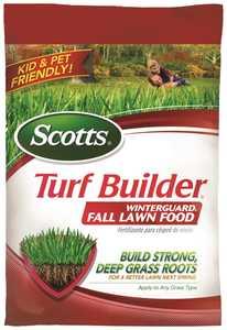 Scotts SI38615 Turf Builder WinterGuard Fall Lawn Food 15k Sq Ft