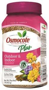Osmocote OS274150 Osmocote Smart-Release Plant Food Plus Outdoor & Indoor 1lb