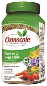 Osmocote OS277160 Osmocote Smart-Release Plant Food Flower & Vegetable 1lb