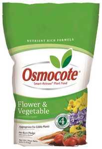 Osmocote OS277960 Smart Release Flower & Vegetable Plant Food 8lb