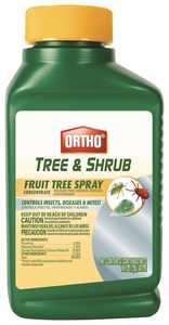 Ortho OR0424310 Tree & Shrub Fruit Tree Spray Concentrate 16 oz