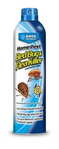 Bayer Advanced BY701320A Home Pest Bed Bug & Flea Killer 15 oz