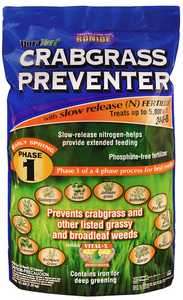 Bonide BP60410 Crabgrass Preventer (Phase 1) 5k Sq Ft