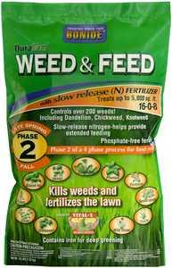 Bonide BP60420 Weed & Feed Phase 2 5k Sq Ft
